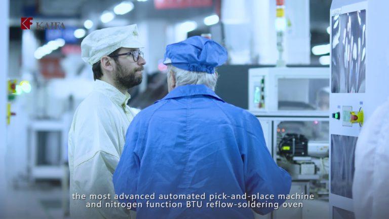 KAIFA intelligent manufacturing management systems