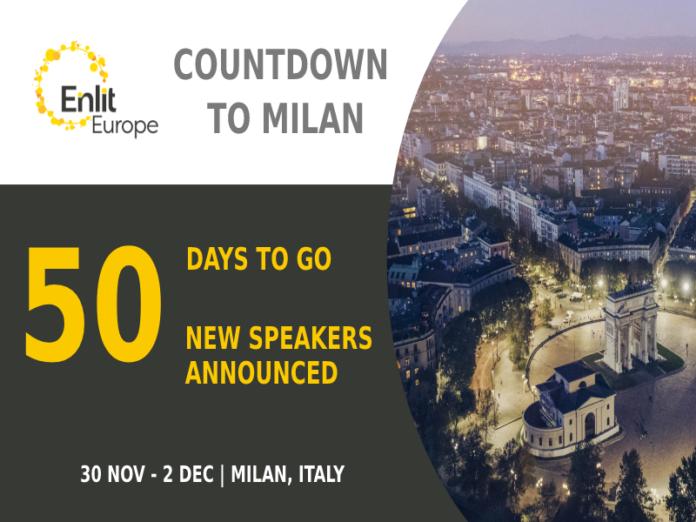 50 days to go till Enlit Milan 2021