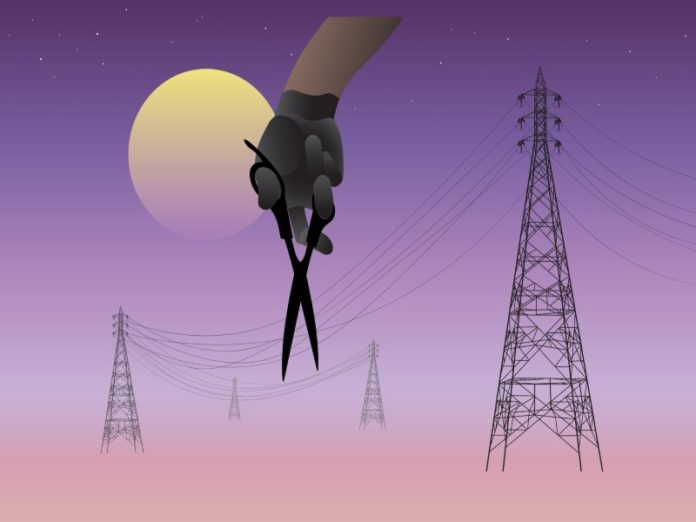 Lebanon power outage
