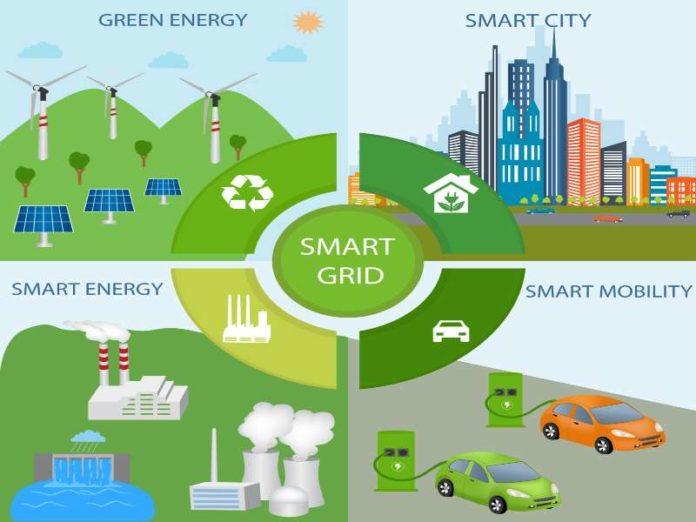 smart grid and grid modernisation