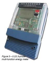 0.2S 3-Phase Meter