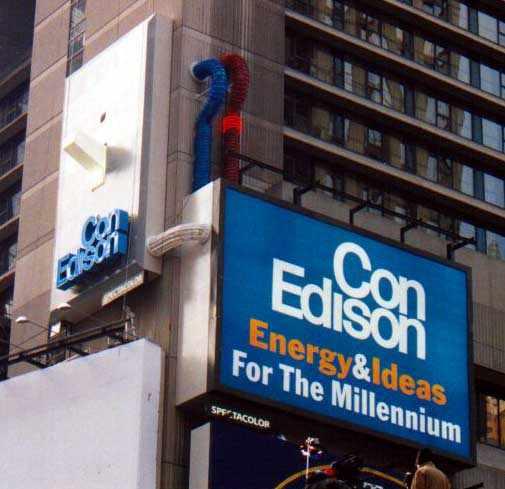 Con Edison Building