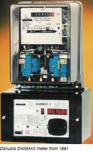 1991 DANMAX Meter