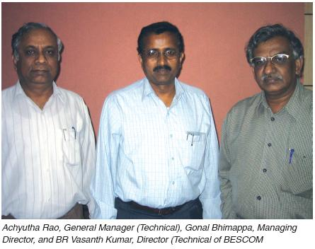 Indian meter managers.