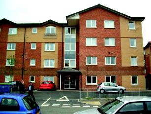 Cromac Wood Court in Belfast