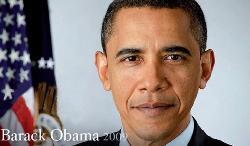 Barak Obama 09