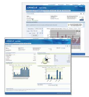 Oracle web portal
