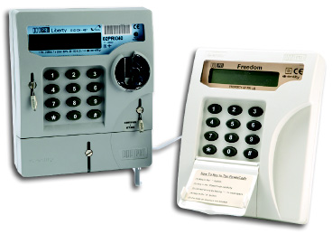PRI Liberty meter and Liberty freedom unit
