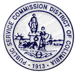 Public Service Commission of the district of Colombia