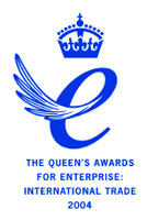 The Queens Awards For Enterprise: International Trade 2004