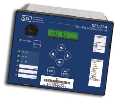Revenue Metering System