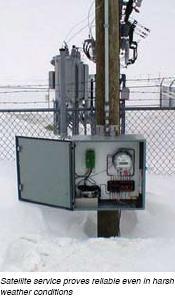 Satelite Service Box
