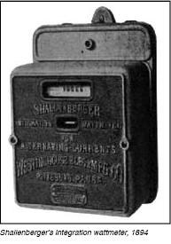 Schallenberger's Integration Wattmeter
