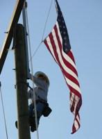 Scott Grieves flag