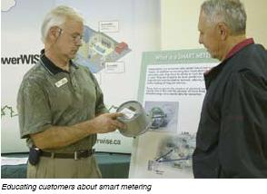 Educating Consumers About Smart Meters