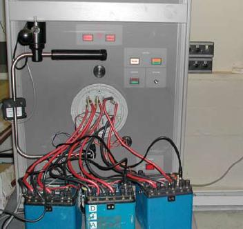 A Watt-Hour Calibrator - Three Phase