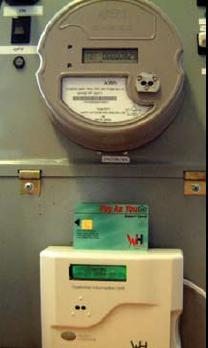 Woodstock Hydro - Prepayment Meter