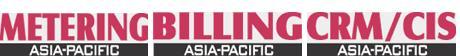 Metering, Billing, CRM/CIS Asia-Pacific 2005 logo