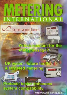 MI Issue 1:1998 front cover