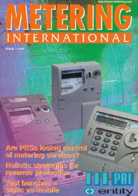 MI Issue 1:1999 front cover
