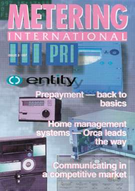 MI Issue 3:1997 front cover