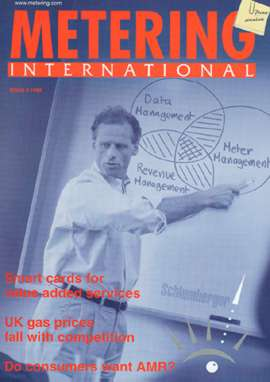 MI Issue 3:1999 front cover