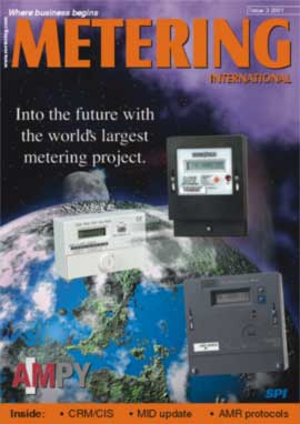 MI Issue 3:2001 front cover