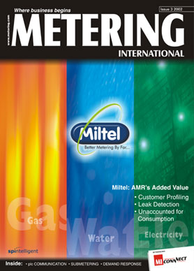 MI Issue 3:2002 Front Cover