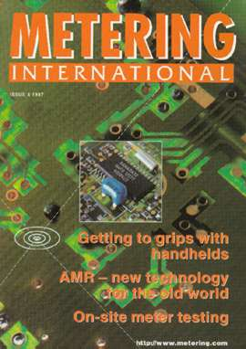 MI Issue 4:1997 front cover
