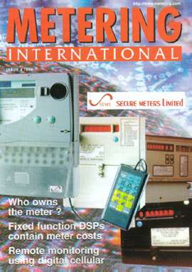 MI Issue 4:1998 front cover