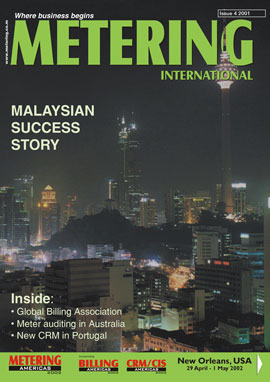 MI Issue 4:2001 front cover