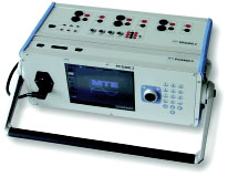 Figure 2: Reference meter PRS 400.3 with control module PCS 400.3