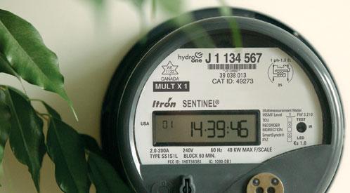 Smart Meter - Hydro One
