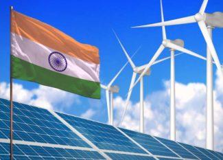 India energy transition